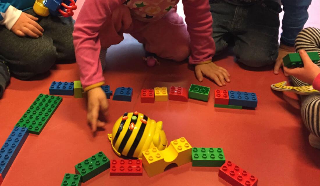 Børn og Robotter